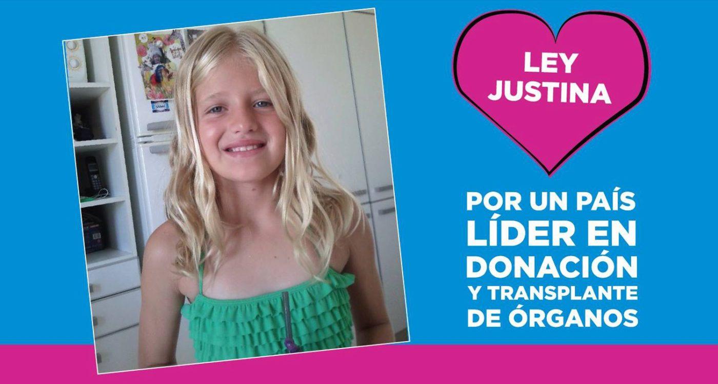 Ley justina donación de órganos
