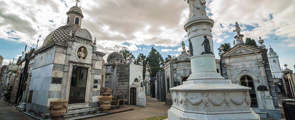 cementerio de la recoleta farmacias dr. ahorro